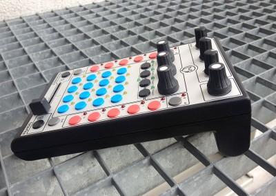faderfox micromodul8 controller for modul8