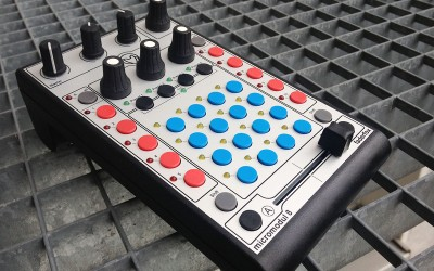 Hands On: Faderfox Micromodul8